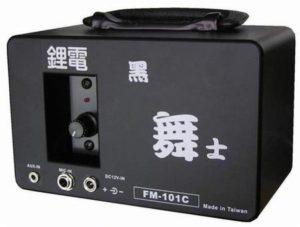 黑舞士音箱鋰電池版本