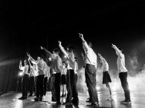 Popping舞蹈表演